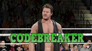 WWE 2K17 - CHRIS JERICHO CODEBREAKER COMPILATION!