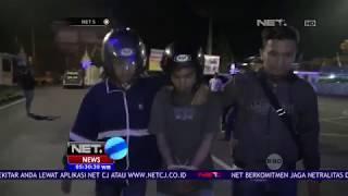 Polisi Gerebek Rumah Pengedar Narkoba- NET 5