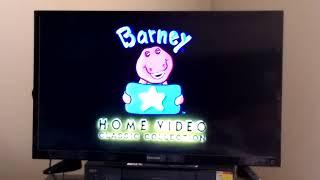 Opening To Barney: Camp WannaRunnaRound 1997 VHS