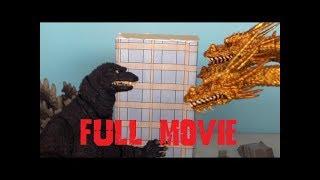 GODZILLA VS. KING GHIDORAH: BATTLE FOR EARTH - FULL MOVIE (2017)