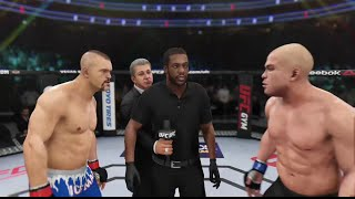 UFC 3 CHUCK LIDDELL VS TITO ORTIZ 3 TRILOGY FIGHT