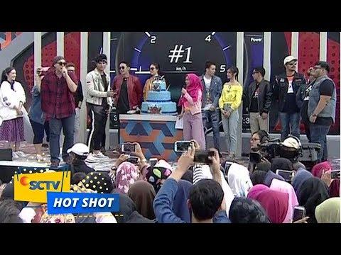 Kemeriahan Meet and Greet 1 Tahun Sinetron Anak Langit - Hot Shot
