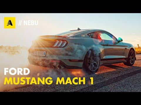 Ford Mustang Mach 1 L icona ASSOLUTA. Queste sono le auto che sanno emozionare