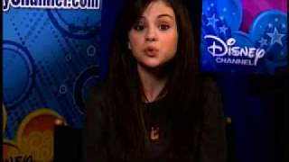 Disney Interviews Selena Gomez