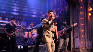 Joe Jonas - See No More (Live at Jimmy Fallon)