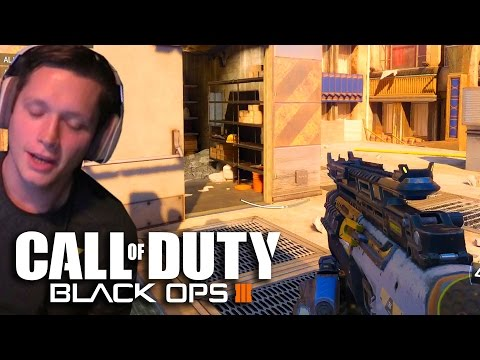 GameBattles Throwback: Black Ops 3 Search and Destroy on Breach!