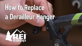 Bike Maintenance: How to Replace a Derailleur Hanger