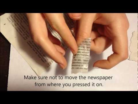 Xxx Mp4 How To Newspaper Nails Using Water 3gp Sex