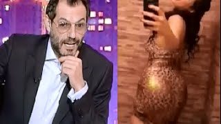 هيدا حكي مع عادل كرم -عادل بيحكي عن سما المصري :