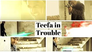 Teefa In Trouble Part 2 | Pakistani movie | New hd movies | Holo Creations