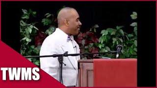 Apostle Gino Jennings - SINGING IN TONGUES, Singing IN THE SPIRIT and praying IN THE SPIRIT