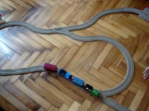Thomas y sus amigos Una pista Genial