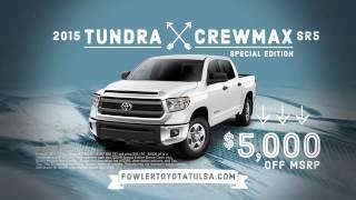 Fowler Toyota Tulsa - Grandpa Jokes - 2015 Tundra Crewmax Tulsa Broken Arrow OK