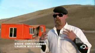Mythbusters Blue Ice (Methane House Explosion)