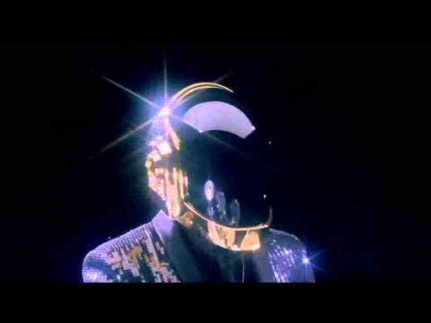 Daft Punk ft. Pharell Williams Get lucky Extended Version Original Video Full HD