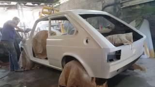 Pintura Fiat 147