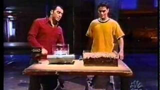 FEAR FACTOR GRAND CHAMPIONSHIP FINAL 2003..ANIMAL RELAY