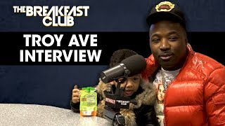 Troy Ave On Why The Streets Is A Myth, New Album