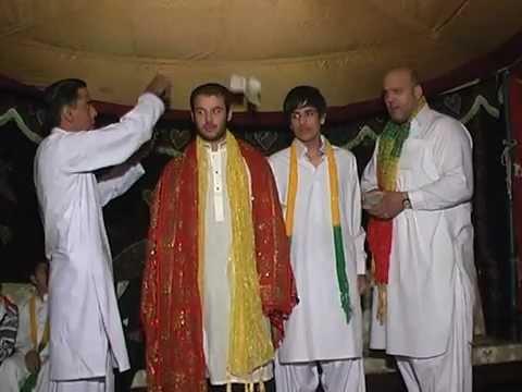 Pothwari Wedding Mehndi Night In Village Kharyot Sohawa 2