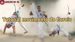 Capoeira Video Aula Tutorial Movimento de Floreio