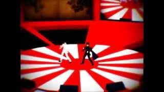 [MMD APH] Japan and 2P!Japan - Senbonzakura (Hetaloid)