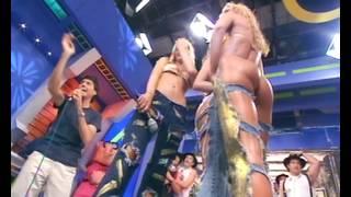 Los tangueros con las chicas del hot jeans - Videomatch