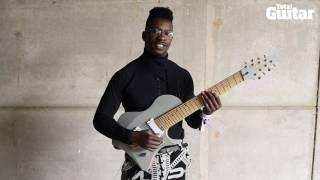Me And My Guitar: Tosin Abasi of Animals As Leaders / Ibanez signature model prototype guitar