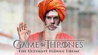 Game of Thrones Theme - Indian Classical Version (iPad and ROLI Seaboard Rise) - Mahesh Raghvan