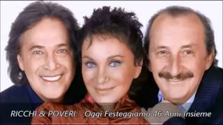 Ricchi e Poveri - Sarà Perchè Ti Amo (Version 2014)