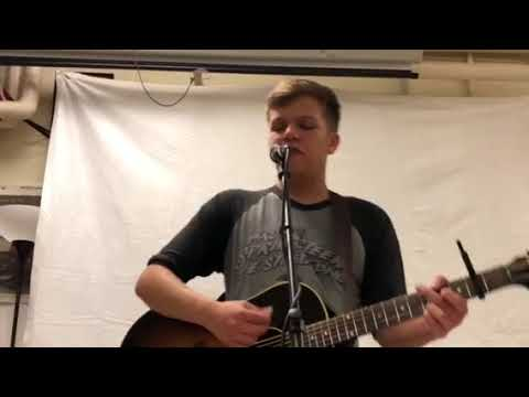 Britton Buchanan - Fire Away (Chris Stapleton cover)
