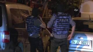 İstanbul'da 'neron' operasyonu