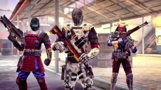 Team Battle - MC5 - Online Multiplayer