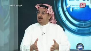 محمد القدادي - عبدالله بن مساعد والخليوي لا يفهمون المعايير وهذه سوالف قهاوي ! #برنامج_الملعب