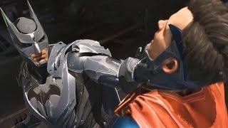 Injustice 2 - Batman vs Superman (Final Story Battle 71) [HD]