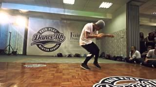 Brian Puspos |  All of me | Fair Play Dance Up 2014 | Warsaw, Poland