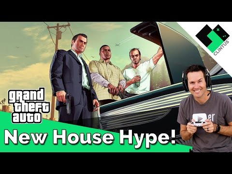 watch GTA 5 Online \\ Need To Make Some Money \\ New House Hype! [Live Recording]