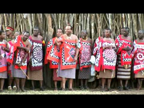 2010 Swaziland Reed Dance Documentary 史瓦濟蘭蘆葦節紀錄片
