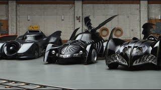 Top 10 Coolest Batmobiles