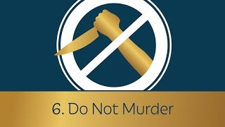 6. Do Not Murder