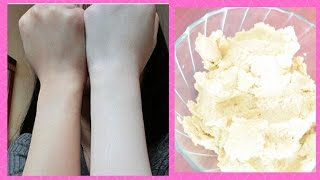 Skin Whitening With One Ingredient | Bridal Skin Care Routine | Fenugreek Seeds Peel Off Face Pack