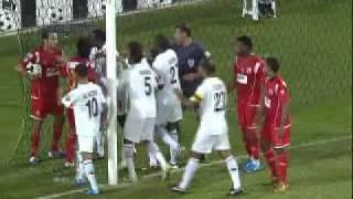 اهداف مباراة السد و العربى الدورى القطرى 2009 2010