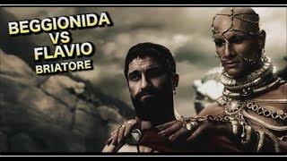 PARODIA 300 PT. 2 FLAVIO BRIATORE vs BEGGIONIDA - PARTY ZOO SALENTO