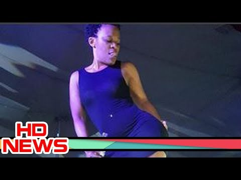 Xxx Mp4 Zodwa Wabantu Ready To Bare All As A Guest Stripper At Club 3gp Sex