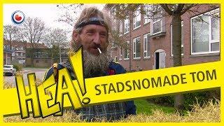 HEA!: Tom, de stadsnomade van Leeuwarden