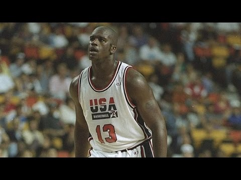 Shaquille O'Neal - Team USA Moments