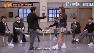 Lee Su Geun was possessed by Choi Min Soo spirit - Knowing Bros