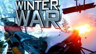 WINTER WAR   Battlefield 1 Montage by Threatty [60fps]