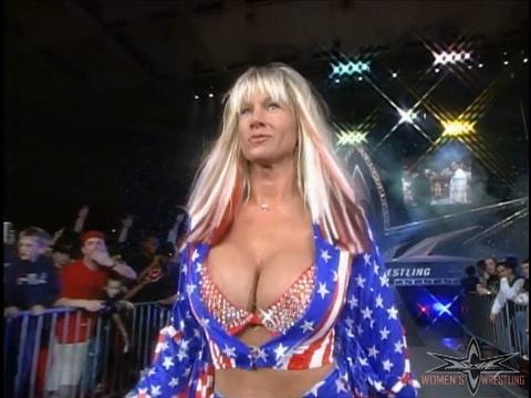 (720pHD): WCW Nitro 02/07/00 - Madusa & Oklahoma Segment