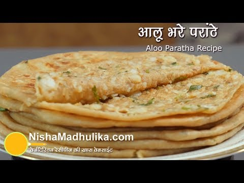 Xxx Mp4 Aloo Paratha Recipe Dhaba Style Punjabi Aloo Paratha Potato Stuffed Paratha 3gp Sex