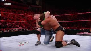 John Cena vs. Triple H